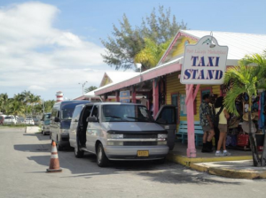 Freeport Transportation - Taxi Stand